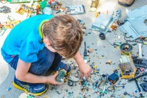 Upcycling weil Wegwerfen Verschwendung ist