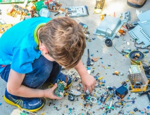 Upcycling – weil Wegwerfen Verschwendung ist